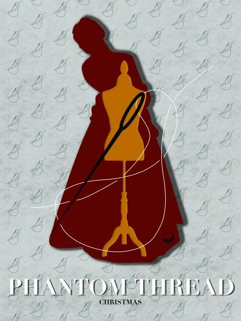 Movie Poster – Phantom Thread