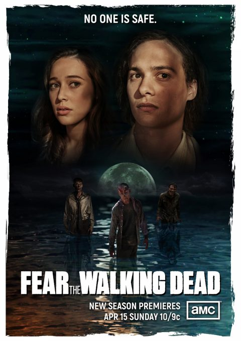 Fear the Walking Dead – Season 4 – Design Poster Contest – #FTWD-PT