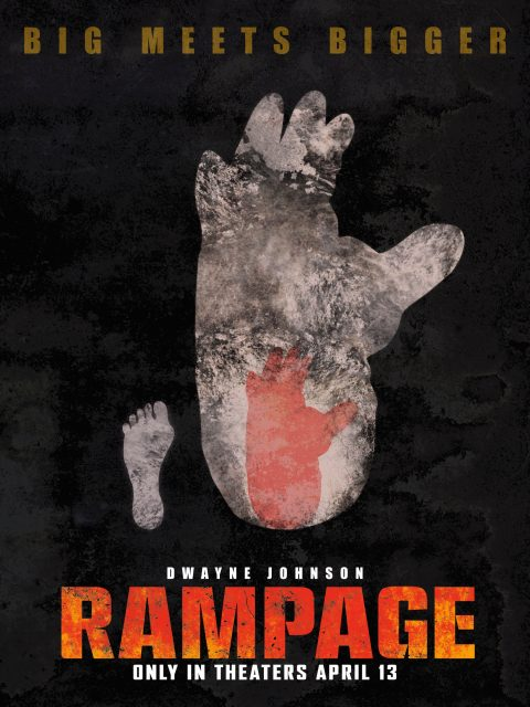 Movie Poster – Rampage feat. George