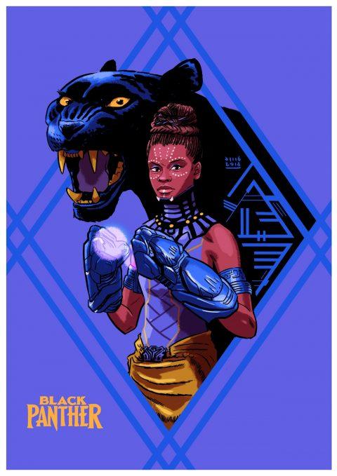 Black Panther – Shuri