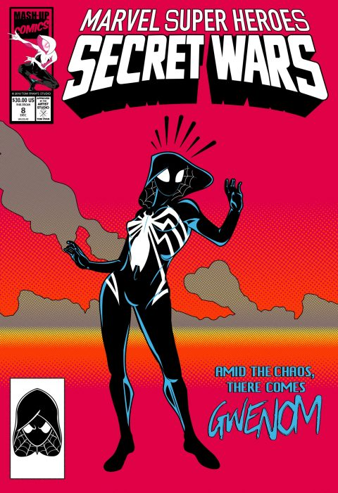 Secret Wars ft. Gwenom