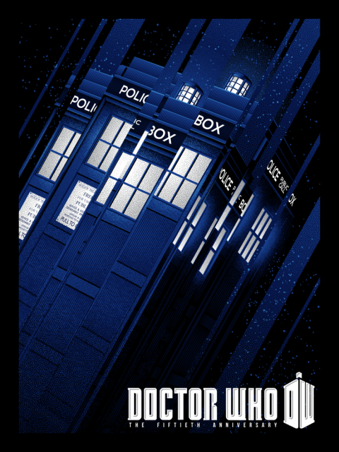 Doctor Who: 50th Anniversary