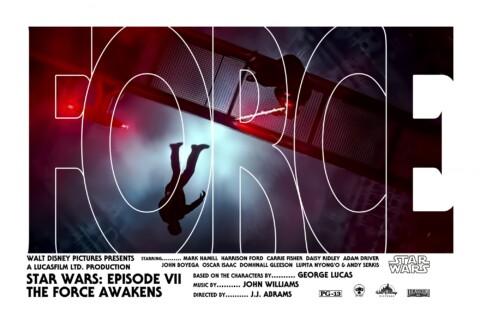 Star Wars Episode VII The Force Awakens (Variant)