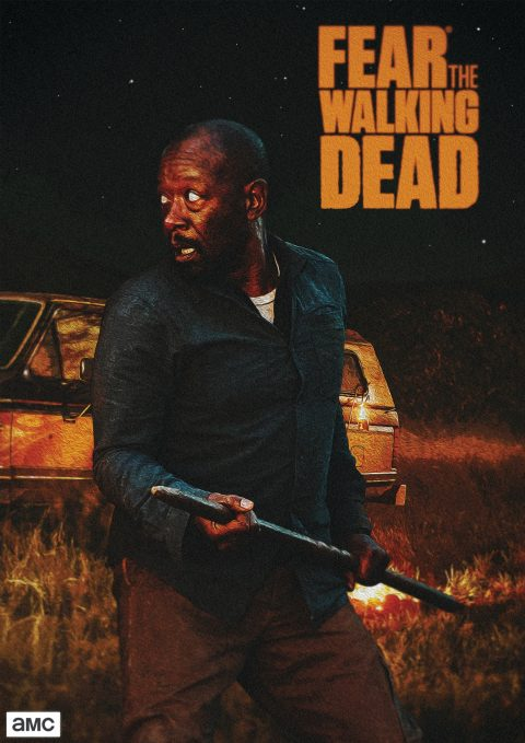 Fear the Walking Dead : Morgan