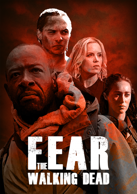 FEAR THE WALKING DEAD SEASON 4 V10: THAI FANS