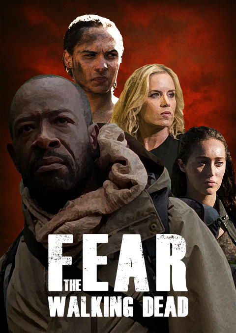 FEAR THE WALKING DEAD SEASON 4 V12: THAI FANS