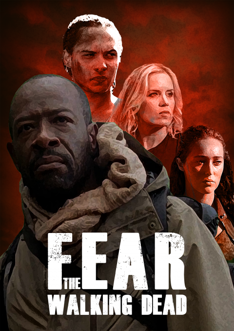 FEAR THE WALKING DEAD SEASON 4 V11: THAI FANS