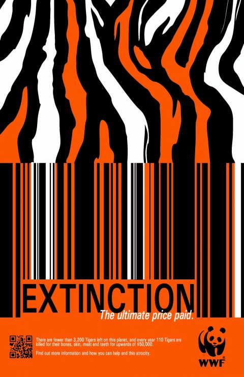 WWF Poster – Tigers