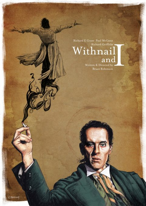 Withnail & I – Alternative Movie Poster