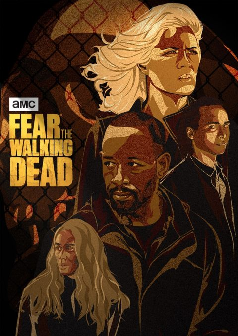 Fear The Walking Dead Variant 1