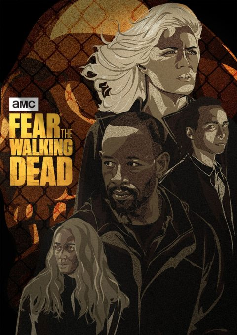 Fear The Walking Dead Variant 4