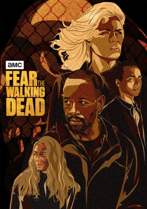 Fear The Walking Dead Variant 3