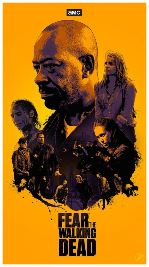 Fear The Walking Dead – Season 4 Poster