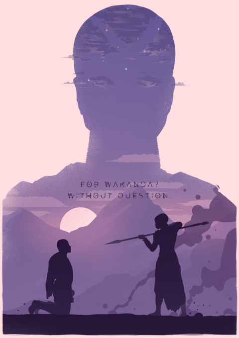 Black Panther – Her Nation's Honor