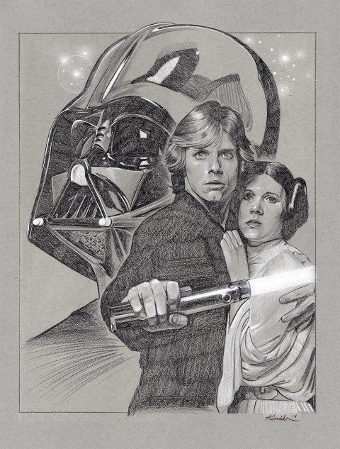 Star Wars sketch