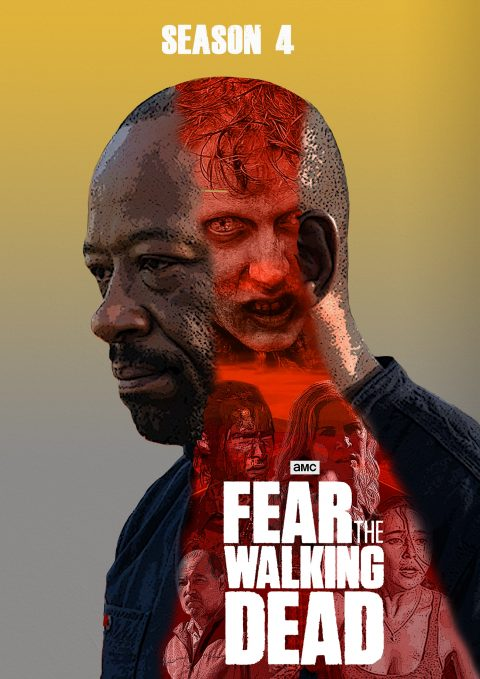 FEAR THE WALKING DEAD SEASON 4 V6: THAI FANS