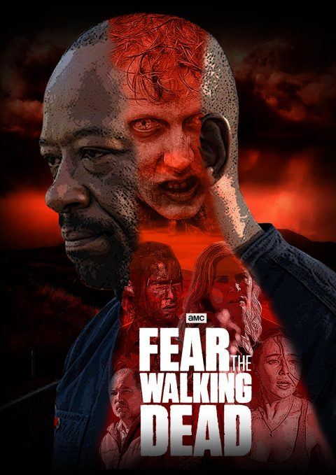 FEAR THE WALKING DEAD SEASON 4 V7: THAI FANS