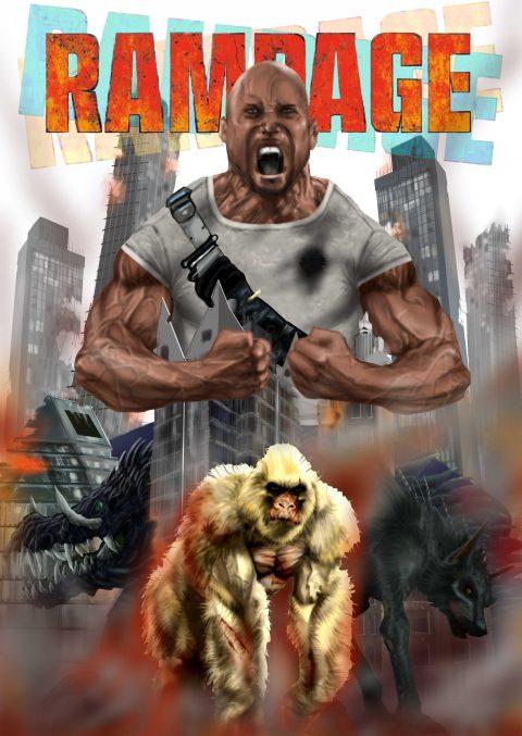 Rampage – Rampagin Rock