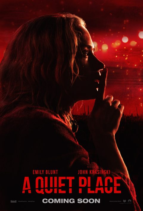 A Quiet Place (2018) – Alternative Poster