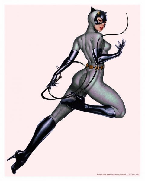 Catwoman – The Animated Series Variant