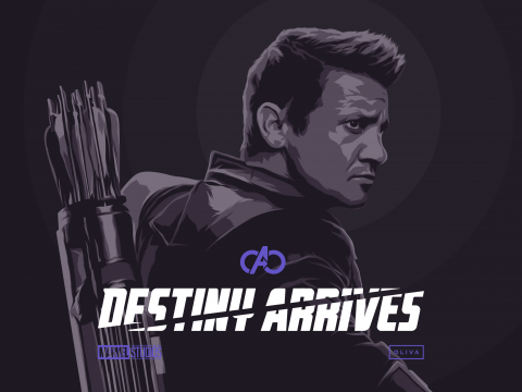 Destiny Arrives: Hawkeye