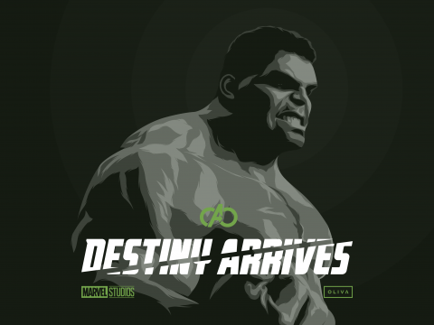 Destiny Arrives: Hulk