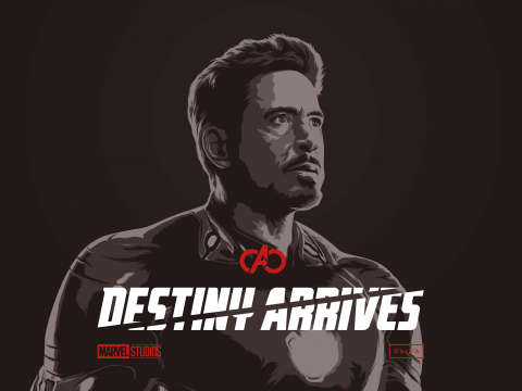 Destiny Arrives: Iron Man
