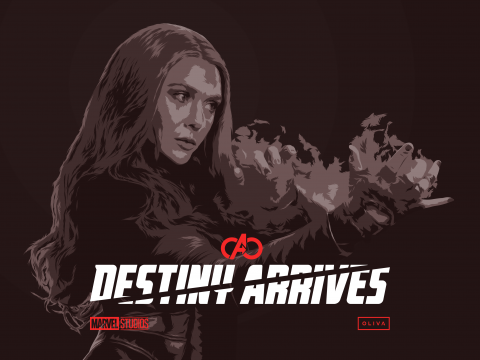 Destiny Arrives: Scarlet Witch