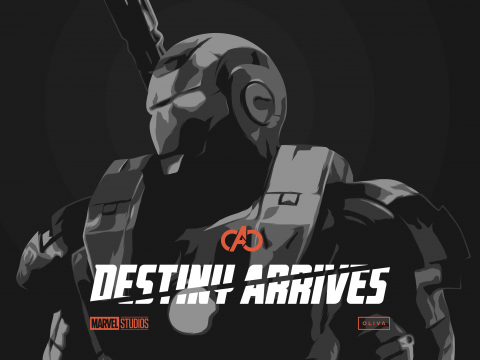Destiny Arrives: War Machine