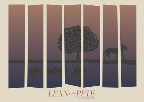 Lean on Pete – Alternative Poster