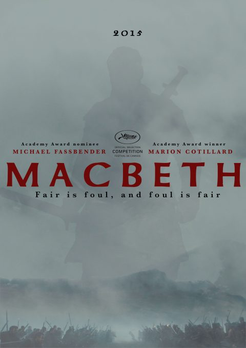 Macbeth Alternative Poster