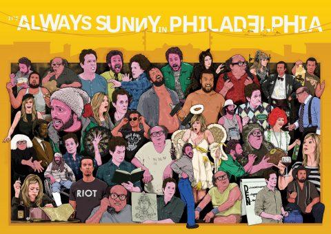 It's Always Sunny in Philadelphia – The Gang