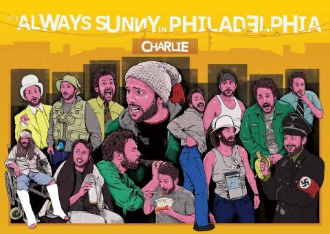 It's Always Sunny in Philadelphia – Charlie Kelly