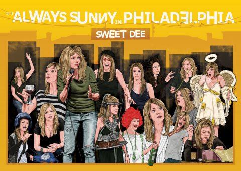 It's Always Sunny in Philadelphia – Sweet Dee Reynolds