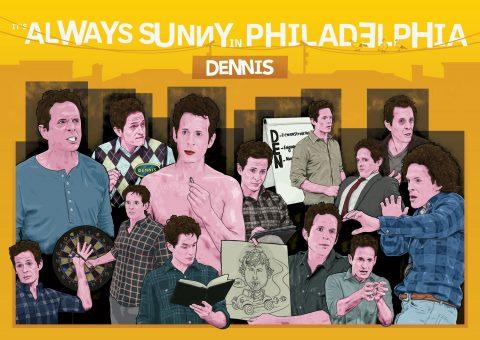 It's Always Sunny in Philadelphia – Dennis Reynolds