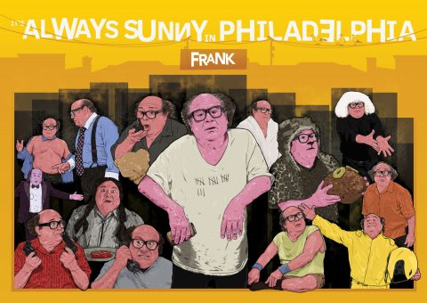 It's Always Sunny in Philadelphia – Frank Reynolds
