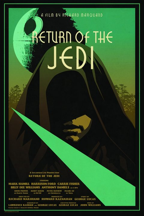 Return of the Jedi: 1927