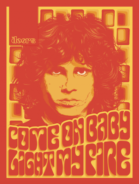 The Doors – Jim Morrison