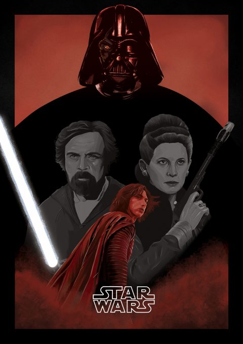 Star Wars – Skywalker Lineage