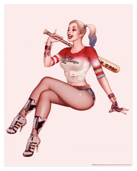 Harley Quinn – Suicide Squad Variant