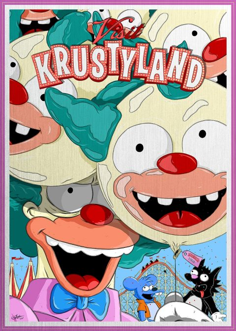 VisIT Krustyland
