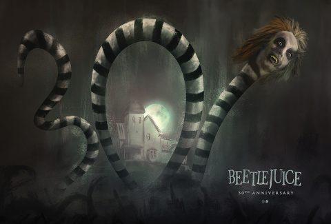 Beetlejuice 30th anniversary