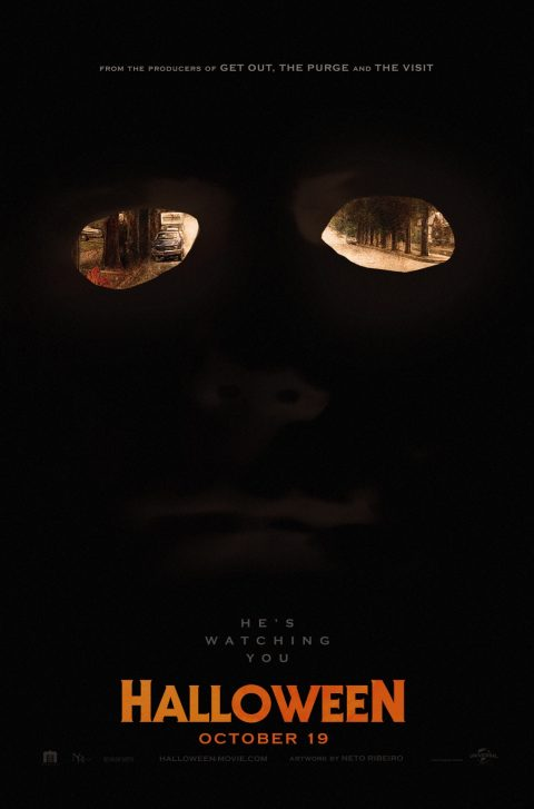 Halloween (2018) – He's watching you