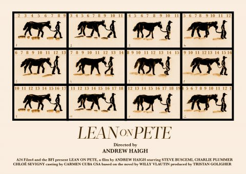 Lean On Pete in Motion