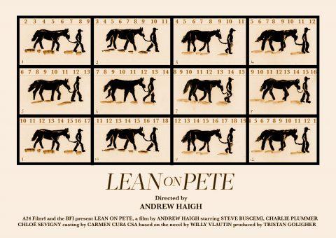 Lean On Pete in Motion