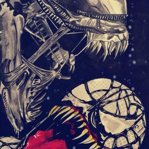Alien V Venom