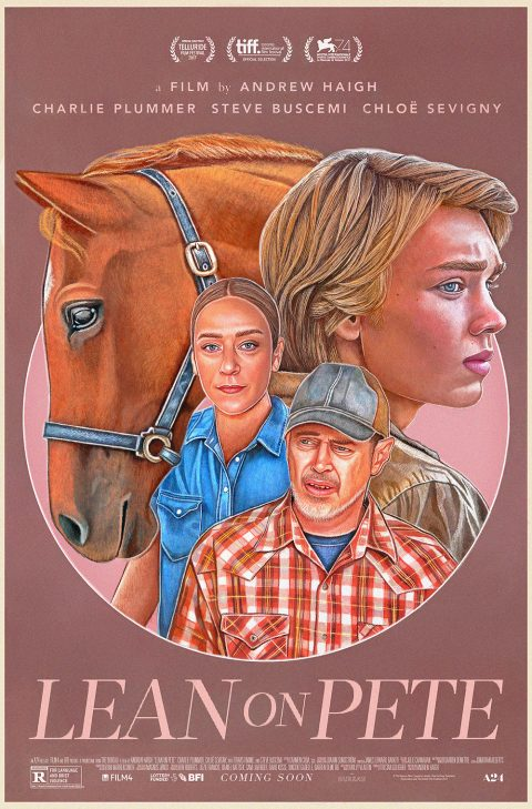 'Lean on Pete' Alternative Poster