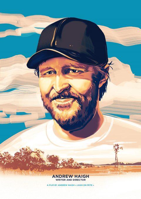 Portrait of Andrew Haigh
