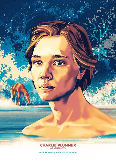 Portrait of Charlie Plummer