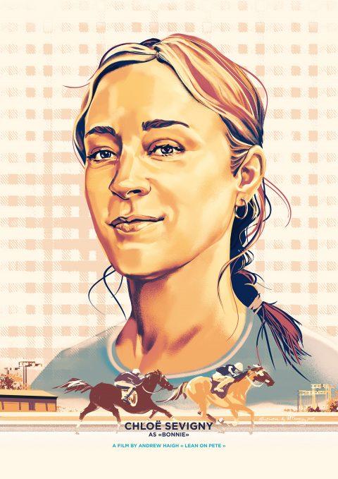 Portrait of Chloë Sevigny